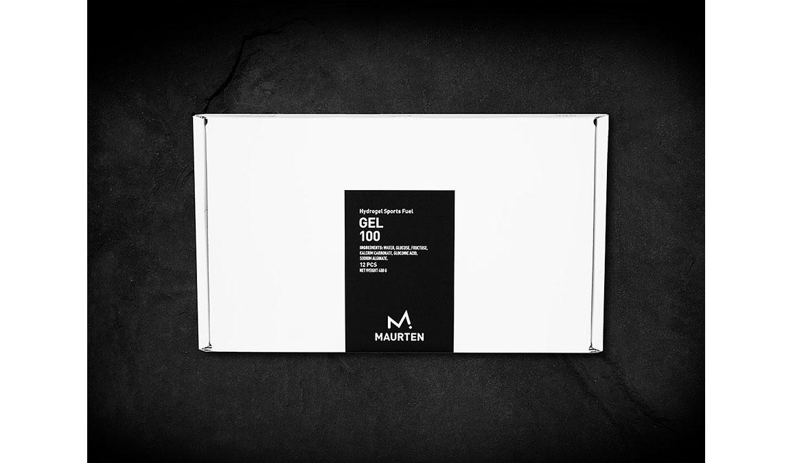Maurten Gel 100 - Flavor: Unflavored - Size: Box of 12, Unflavored, large, image 2