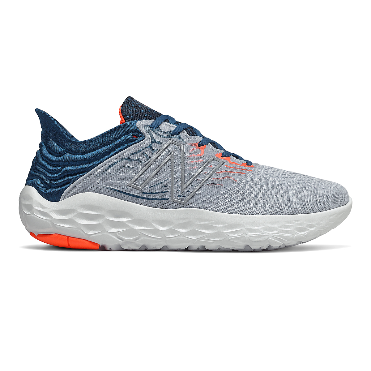 Men's New Balance Beacon V3 Running Shoe - Color: Light Cyclone - Size: 6 - Width: Wide, Light Cyclone, large, image 1