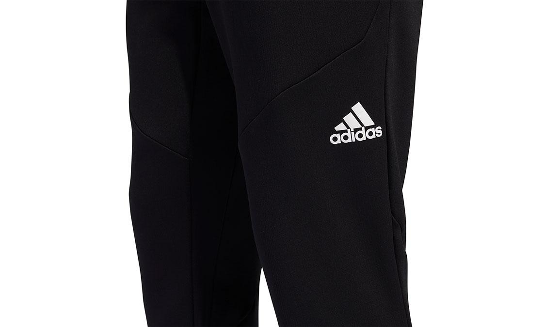 Men's Adidas Climawarm Training Pants - Color: Black Size: S, Black, large, image 7