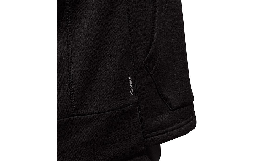 Men's Adidas Own The Run Hoodie - Color: Black Size: S, Black, large, image 4