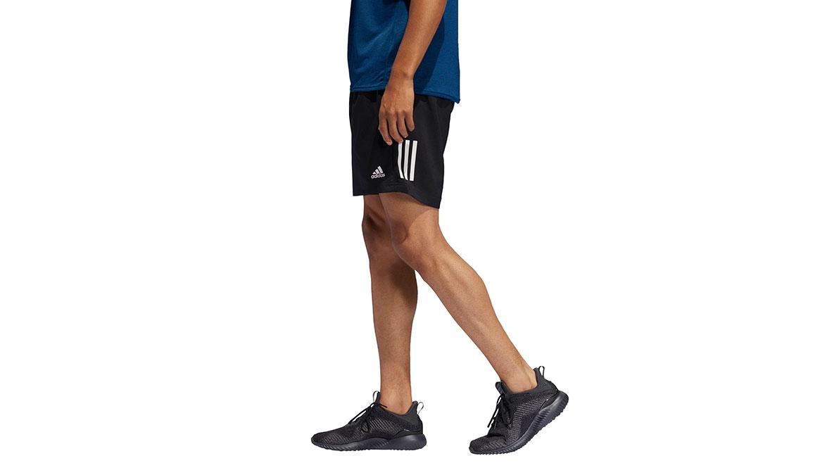 "Men's Adidas Own The Run Short 5"", , large, image 3"