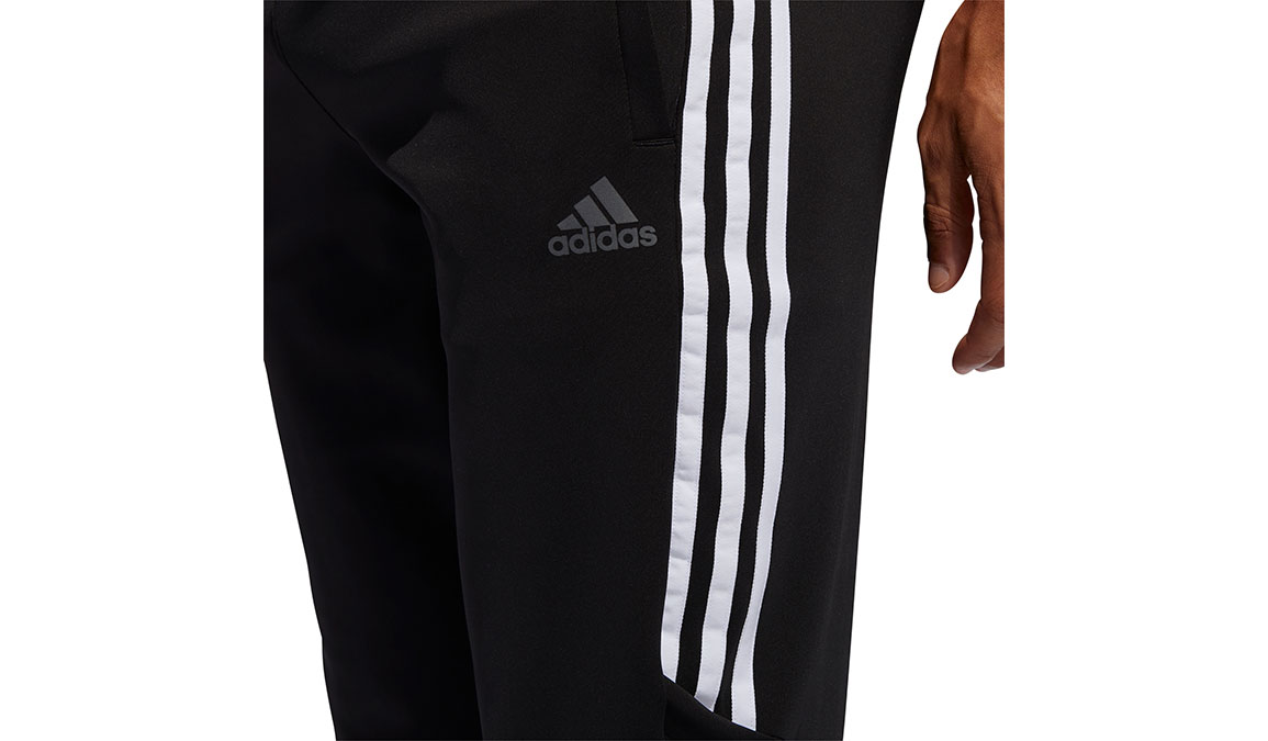 Men's Adidas Run It 3-Stripes Astro Jogger - Color: Black Size: M, Black, large, image 4