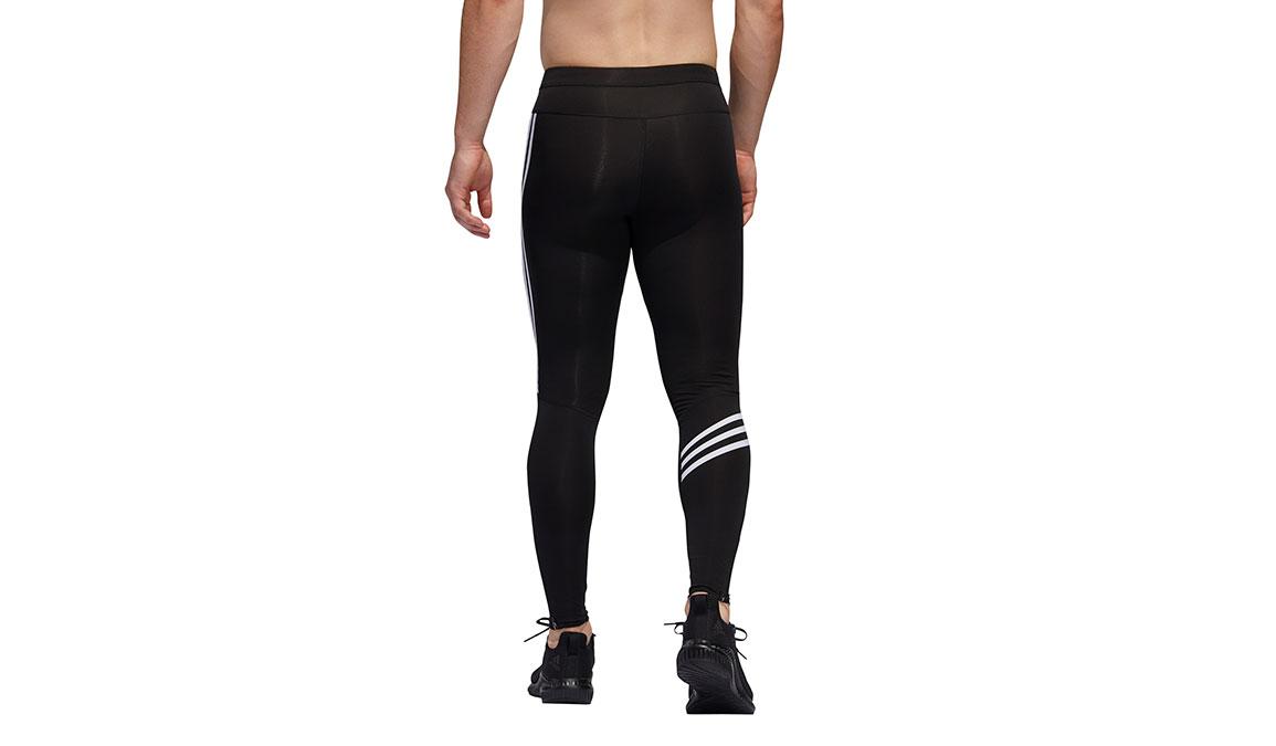 Opuesto niña envío  Men's Adidas Run It 3-Stripes Tights | JackRabbit