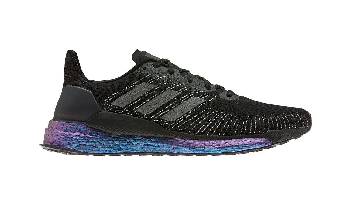 Men's Adidas SolarBOOST 19 Running Shoe - Goodbye Gravity, , large, image 1