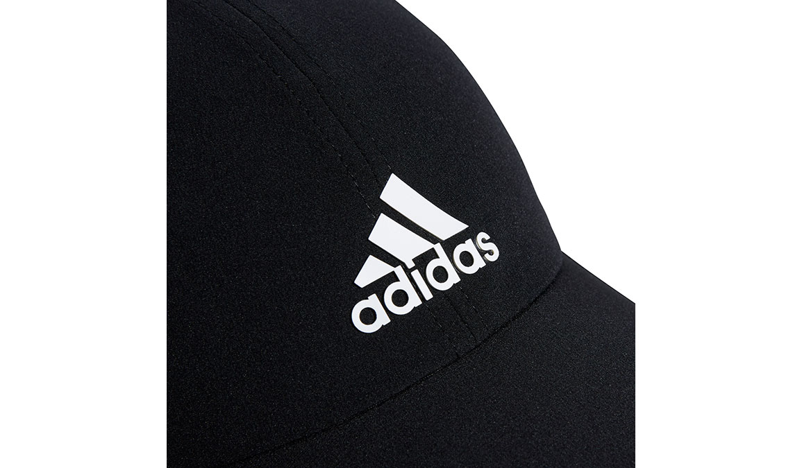 Men's Adidas Superlite Cap - Color: Black Size: OS, Black, large, image 3