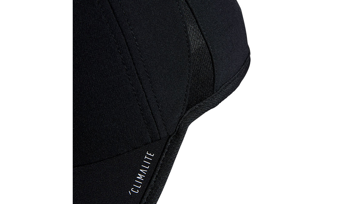 Men's Adidas Superlite Cap - Color: Black Size: OS, Black, large, image 4