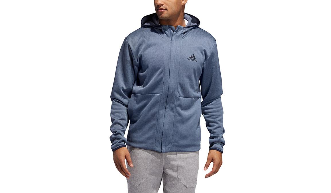 Men's Adidas Team Issue Hoodie, , large, image 1
