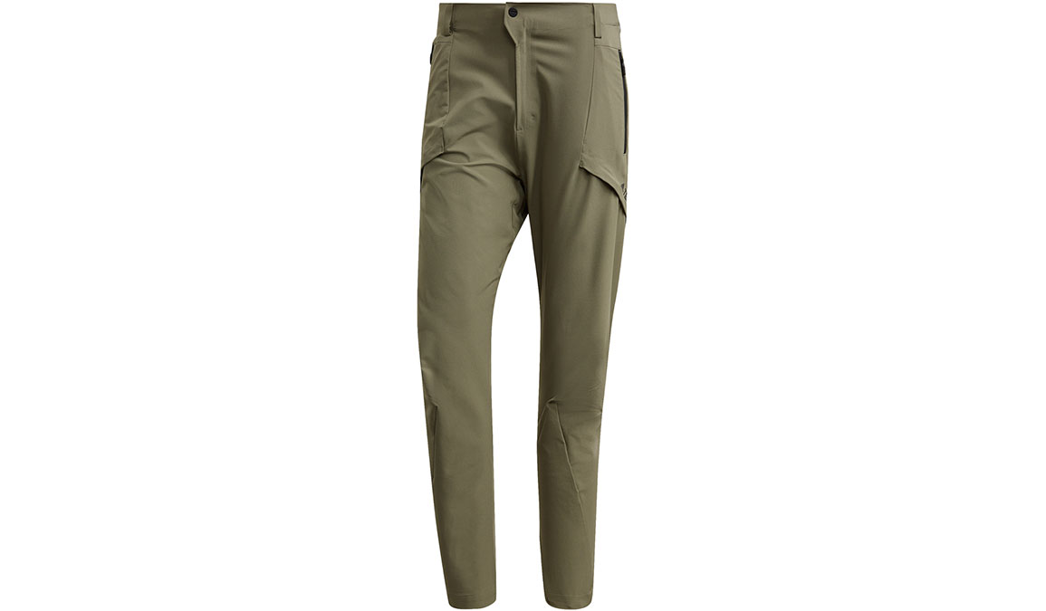 "Men's Adidas Terrex Zupahike Pants - Color: Legacy Green Size: 28""L, Legacy Green, large, image 2"