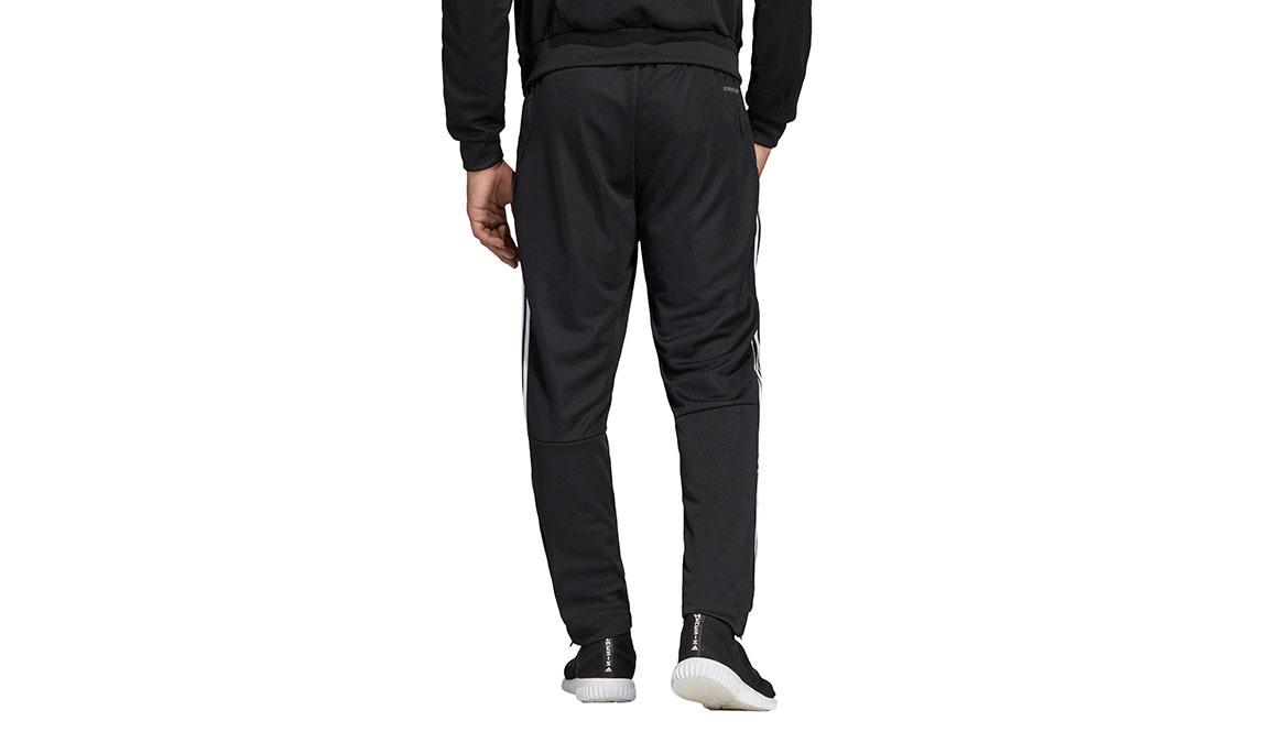 Men's Adidas Tiro19 Training Pants - Color: Black/White Size: XS, Black/White, large, image 3