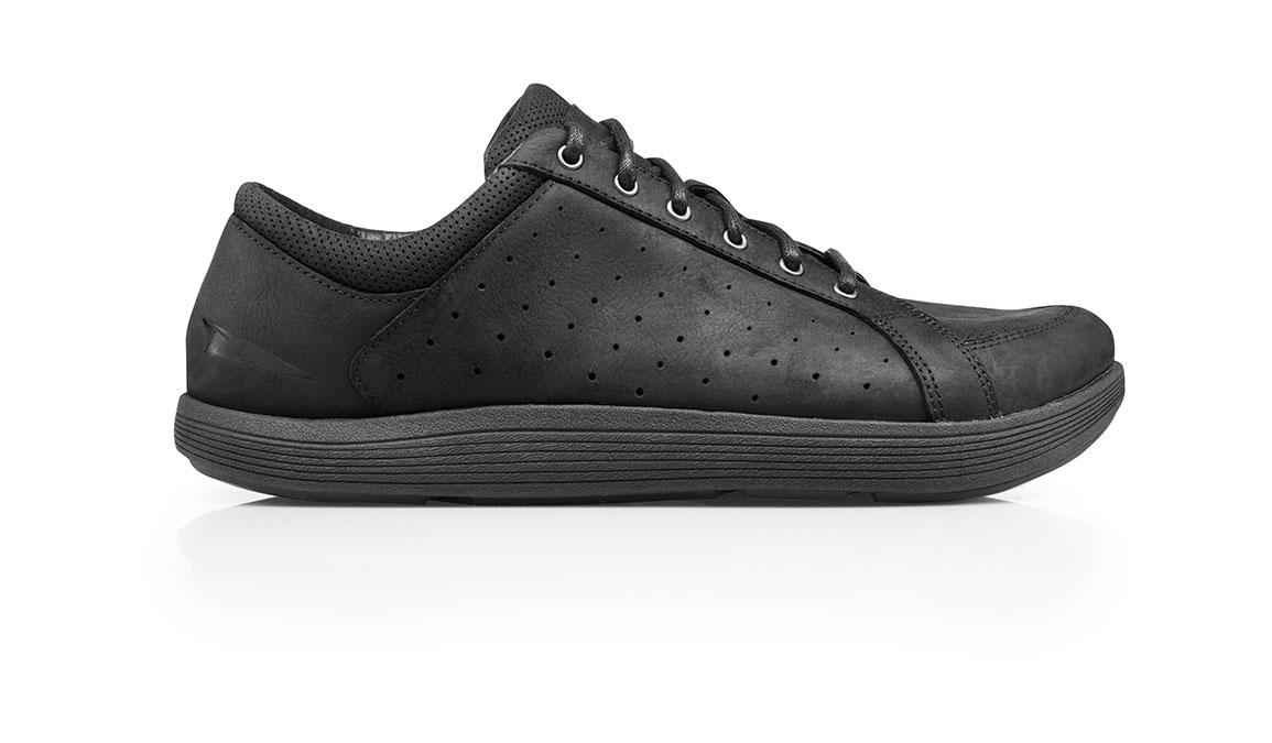 Men's Altra Cayd Lifestyle Shoe - Color: Black/Black (Regular Width) - Size: 7, Black, large, image 1
