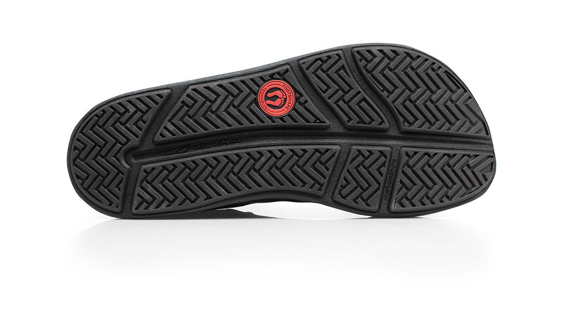 Men's Altra Cayd Lifestyle Shoe - Color: Black/Black (Regular Width) - Size: 7, Black, large, image 4