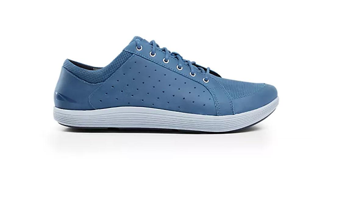 Men's Altra Cayd Lifestyle Shoe - Color: Blue (Regular Width) - Size: 14, Blue, large, image 1