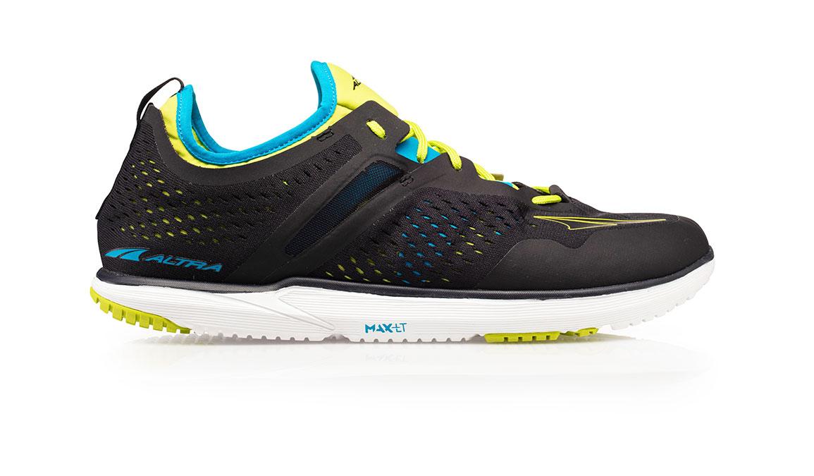 Men's Altra Kayenta Running Shoe - Color: Black/Lime (Regular Width) - Size: 7, Black/Lime, large, image 1