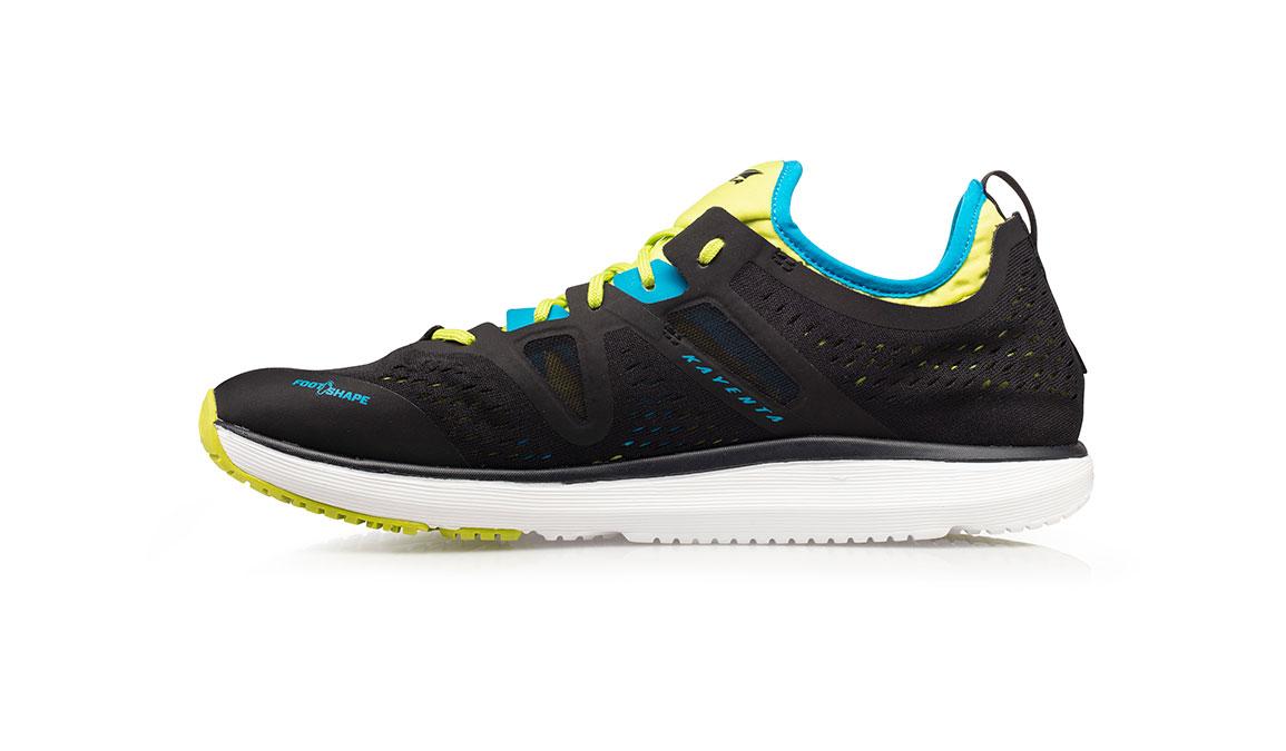 Men's Altra Kayenta Running Shoe - Color: Black/Lime (Regular Width) - Size: 7, Black/Lime, large, image 2