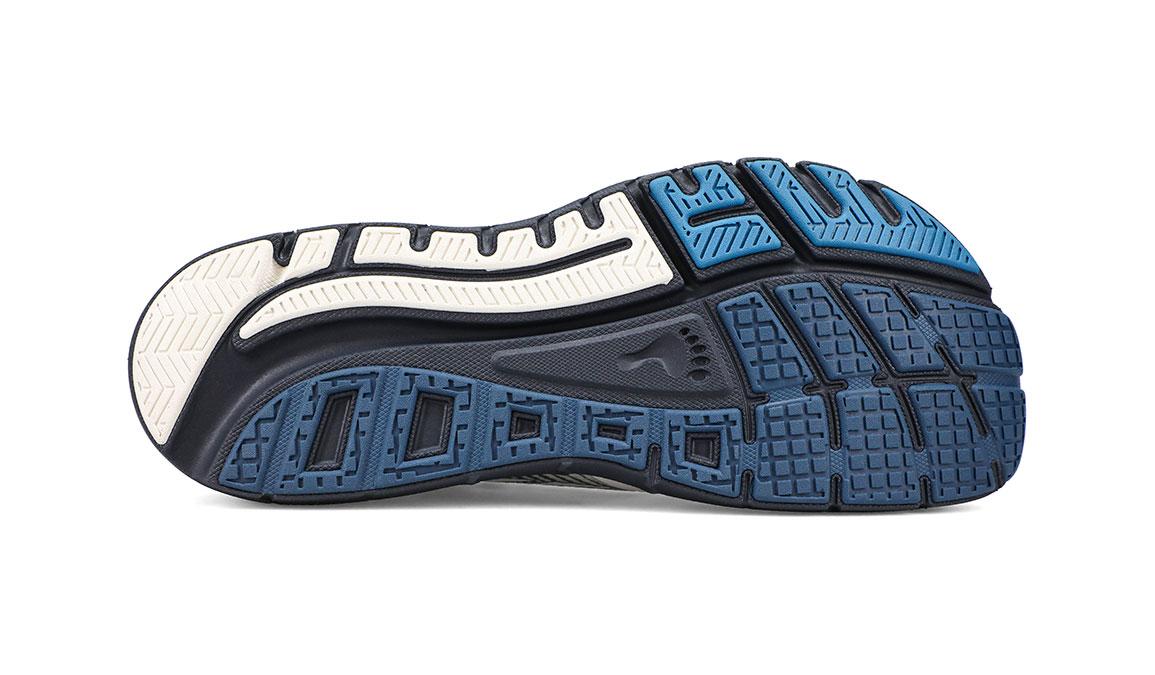 Men's Altra Provision 4 Running Shoe - Color: White/Navy (Regular Width) - Size: 9, White/Navy, large, image 3