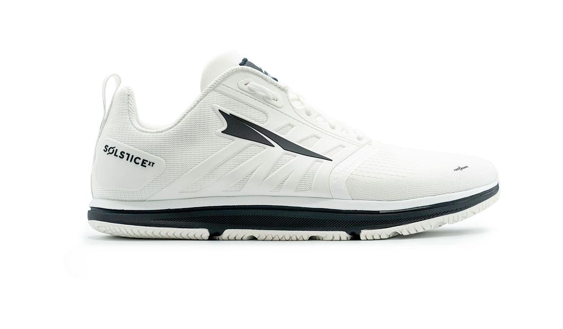 Men's Altra Solstice XT Training Shoes - Color: White/Black (Regular Width) - Size: 7, White/Black, large, image 5