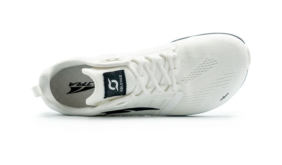 Men's Altra Solstice XT Training Shoes - Color: White/Black (Regular Width) - Size: 7, White/Black, large, image 7