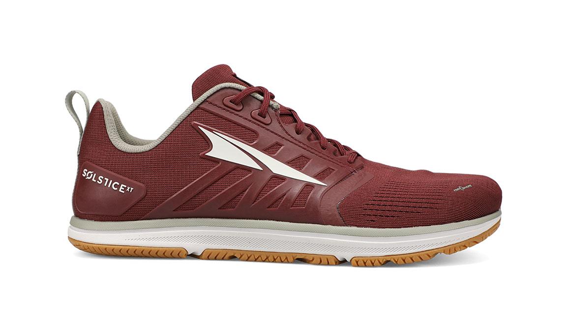 Men's Altra Solstice XT Training Shoes - JackRabbit Exclusive - Color: Dark Clay (Regular Width) - Size: 8.5, Clay, large, image 1