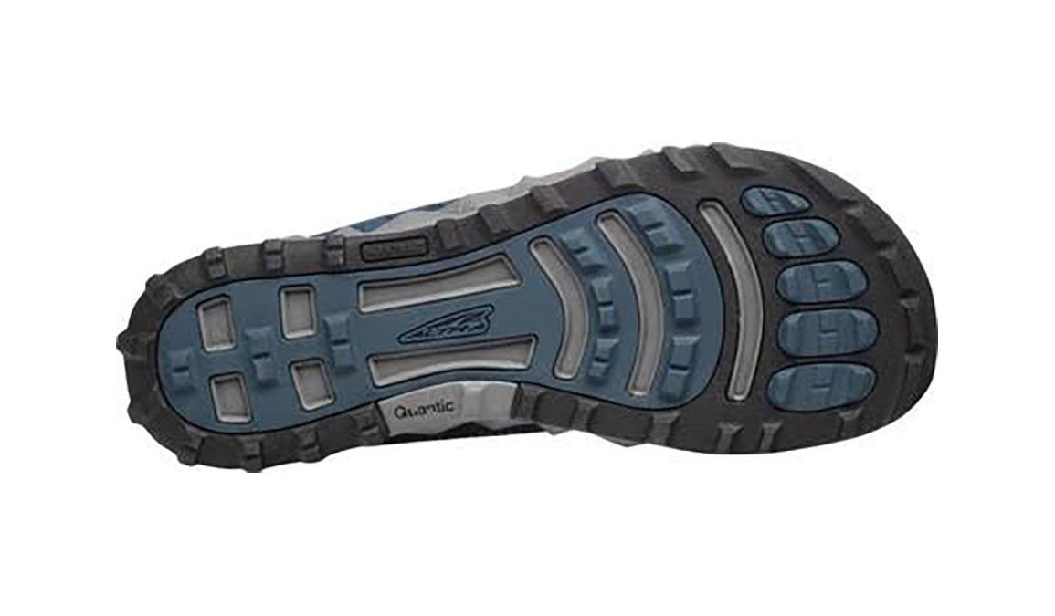 Men's Altra Superior 4 Running Shoe - Color: Blue/Grey (Regular Width) - Size: 10, Blue/Grey, large, image 4