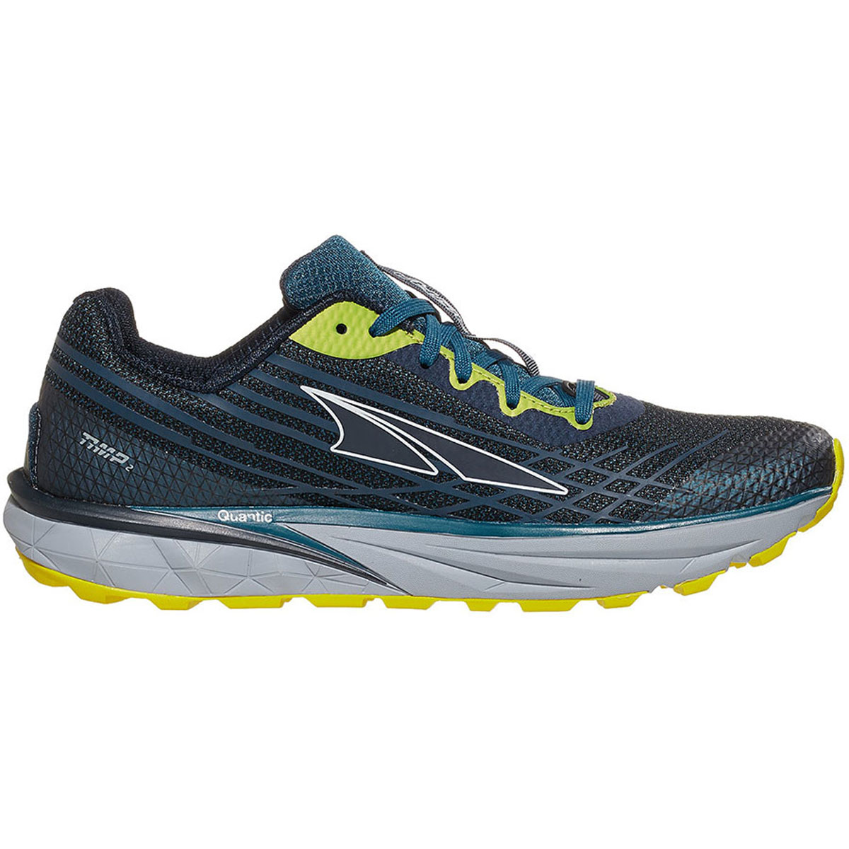 Men's Altra Timp 2 Running Shoe - Color: Moroccan Blue/Yellow (Regular Width) - Size: 10.5, Moroccan Blue/Yellow, large, image 1