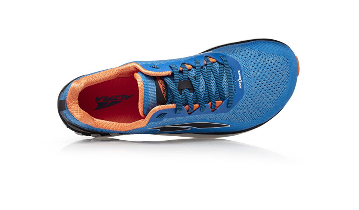 Men's Altra Torin 4 Plush Running Shoe - Color: Blue/Orange (Regular Width) - Size: 13, Blue/Orange, large, image 3