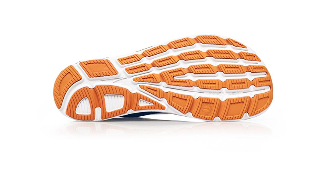Men's Altra Torin 4 Plush Running Shoe - Color: Blue/Orange (Regular Width) - Size: 13, Blue/Orange, large, image 4