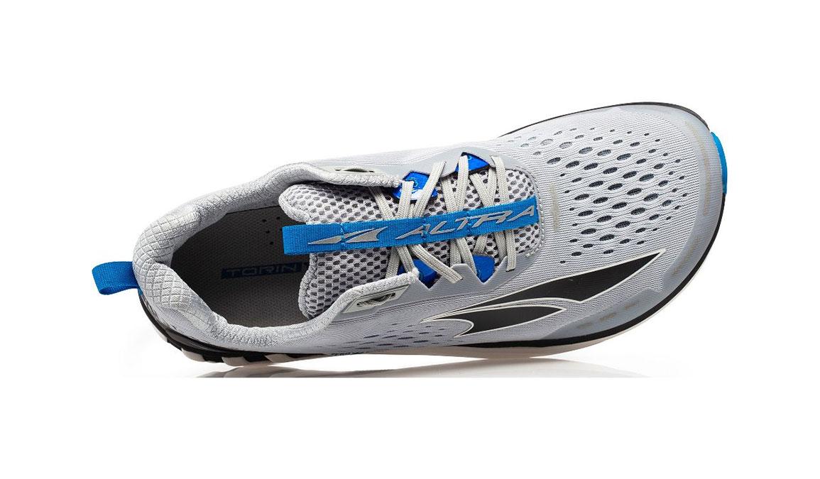 Men's Altra Torin 4 Running Shoe - Color: Grey/Blue (Regular Width) - Size: 7, Grey/Blue, large, image 3