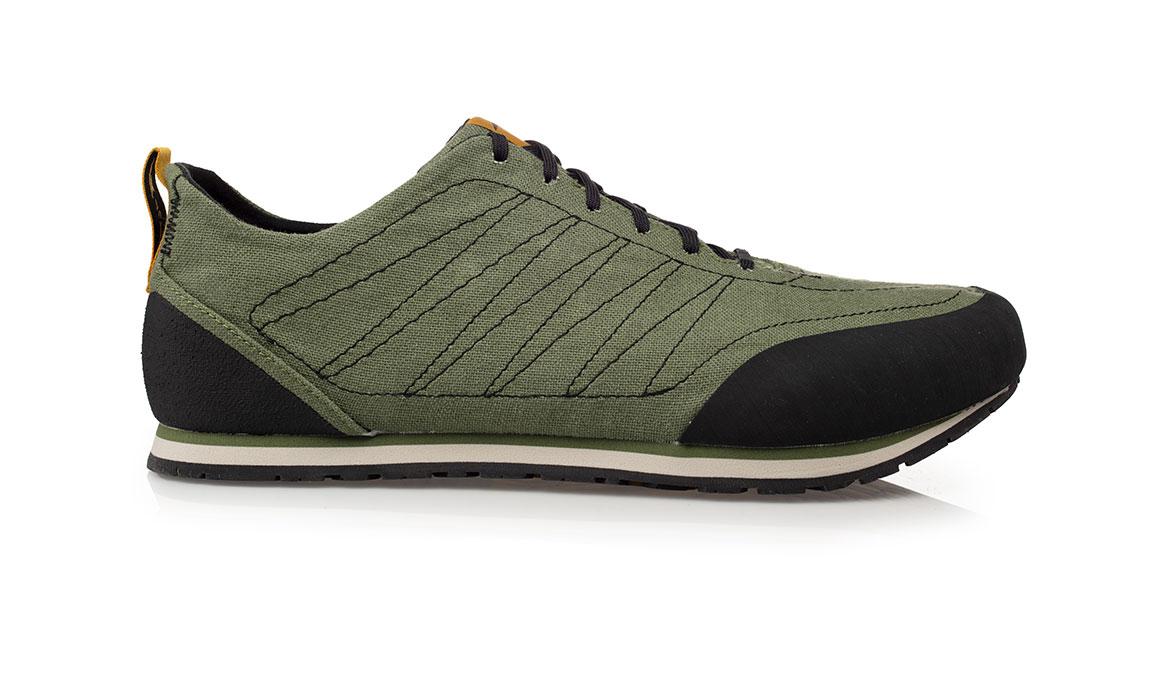 Men's Altra Wahweap Trail Running Shoe - Color: Green (Regular Width) - Size: 10.5, Green, large, image 1
