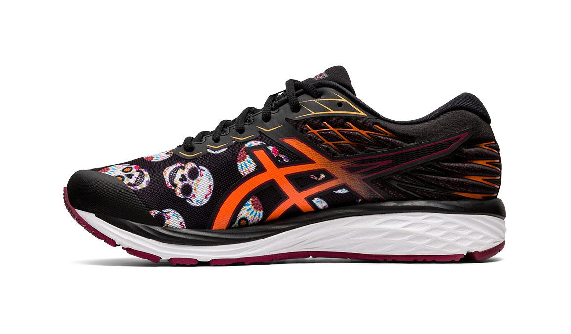 Men's Asics GEL-Cumulus 21 Day Of Dead Running Shoe - Color: Multi (Regular Width) - Size: 12, Multi, large, image 2