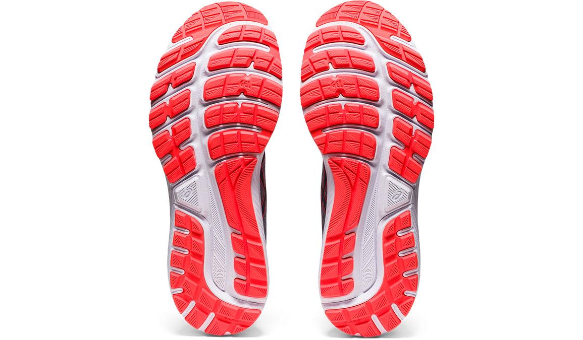 Men's Asics GEL-Cumulus 22 Running Shoe - Color: Piedmont Grey/Magnetic Blue (Regular Width) - Size: 8, Grey/Blue, large, image 5