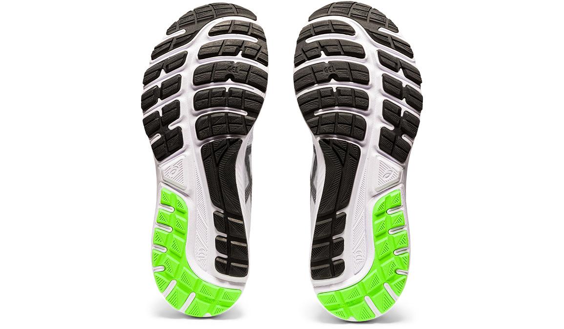 Men's Asics GEL-Cumulus 22 Running Shoe - Color: White/Black (Regular Width) - Size: 8.5, White/Black, large, image 5