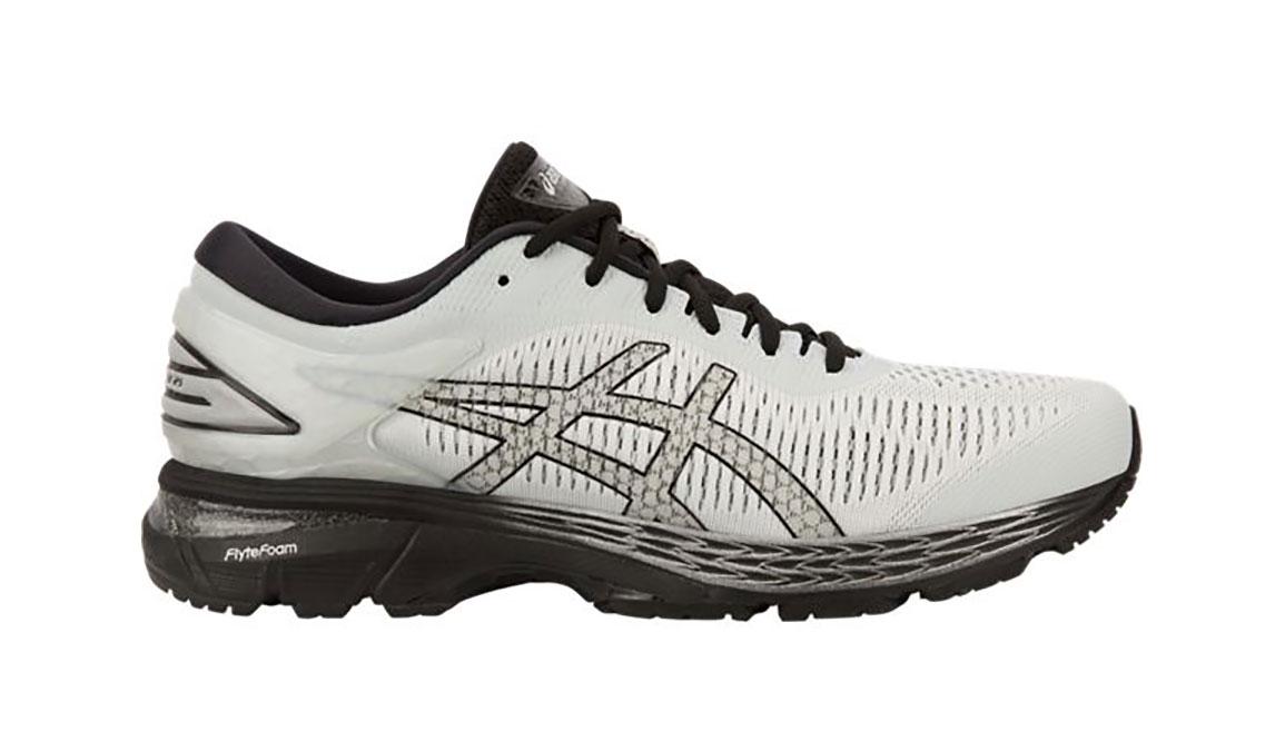 Men's Asics GEL-Kayano 25 Running Shoe - Color: Glacier Grey (Regular Width) - Size: 9.5, Glacier, large, image 1