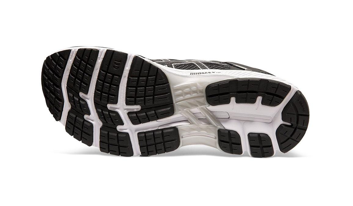 Men's Asics GEL-Kayano 26 Running Shoe - Color: Black/White (Regular Width) - Size: 8.5, Black/White, large, image 3