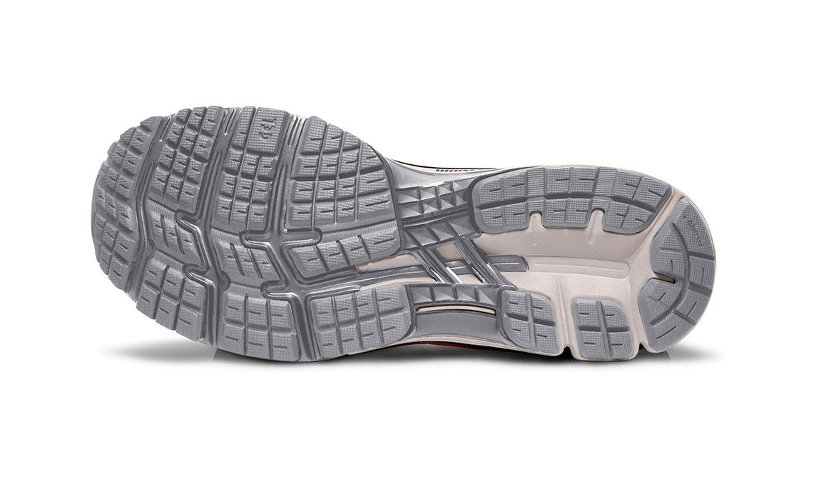 Men's Asics GEL-Kayano 26 Running Shoe - Color: Piedmont Grey/Black (Regular Width) - Size: 8, Grey/Black, large, image 3