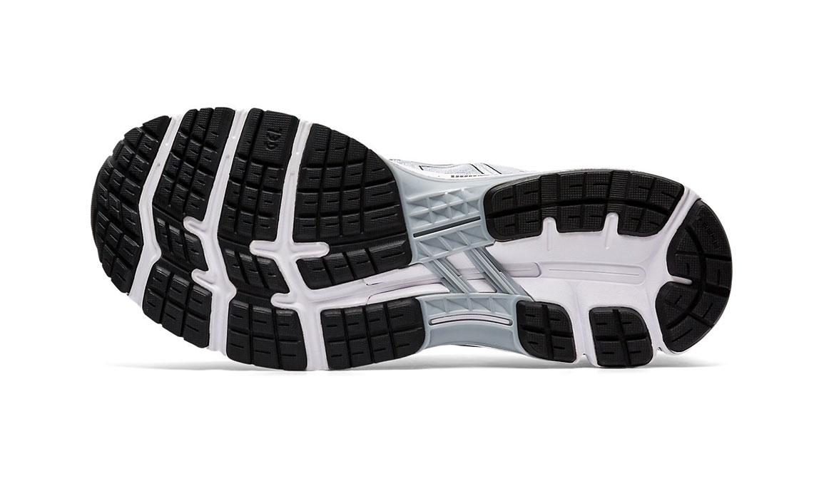 Men's Asics GEL-Kayano 26 Running Shoe - Color: Piedmont Grey/Pure Silver (Regular Width) - Size: 8, Platinum, large, image 3