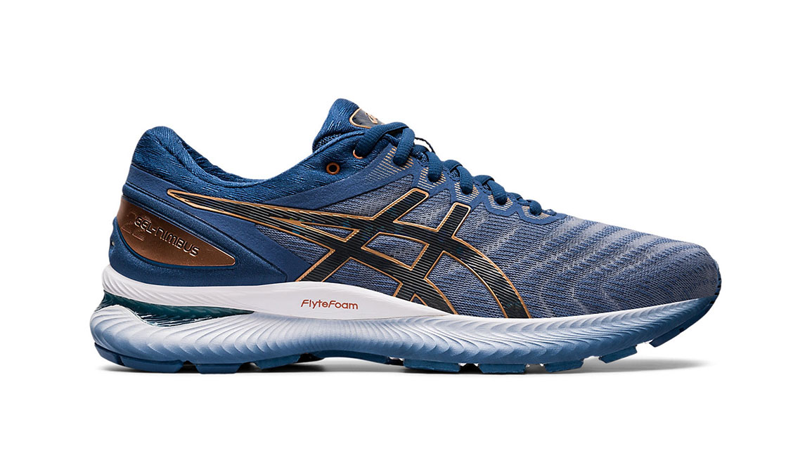 Men's Asics GEL-Nimbus 22 Running Shoe, , large, image 1