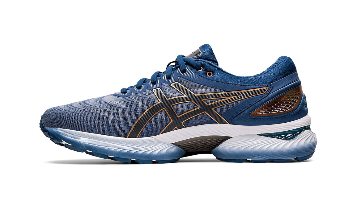 Men's Asics GEL-Nimbus 22 Running Shoe, , large, image 2