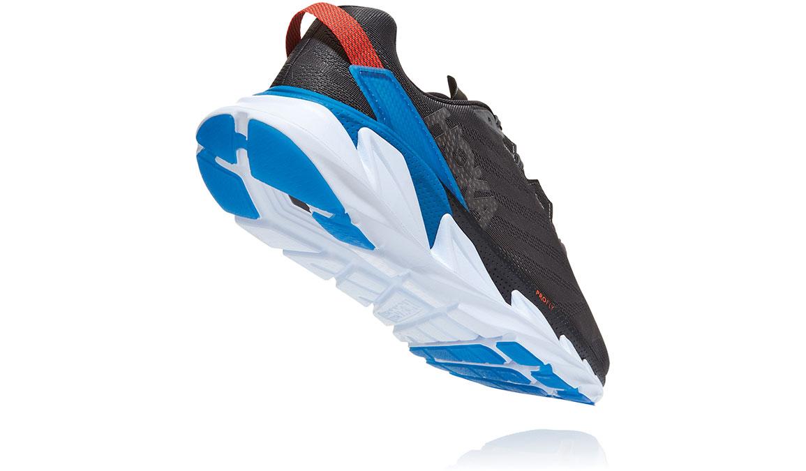 Men's Hoka One One Elevon 2 Running Shoe - Color: Dark Shadow/Imperial Blue (Regular Width) - Size: 7, Dark Shadow/Imperial Blue, large, image 4