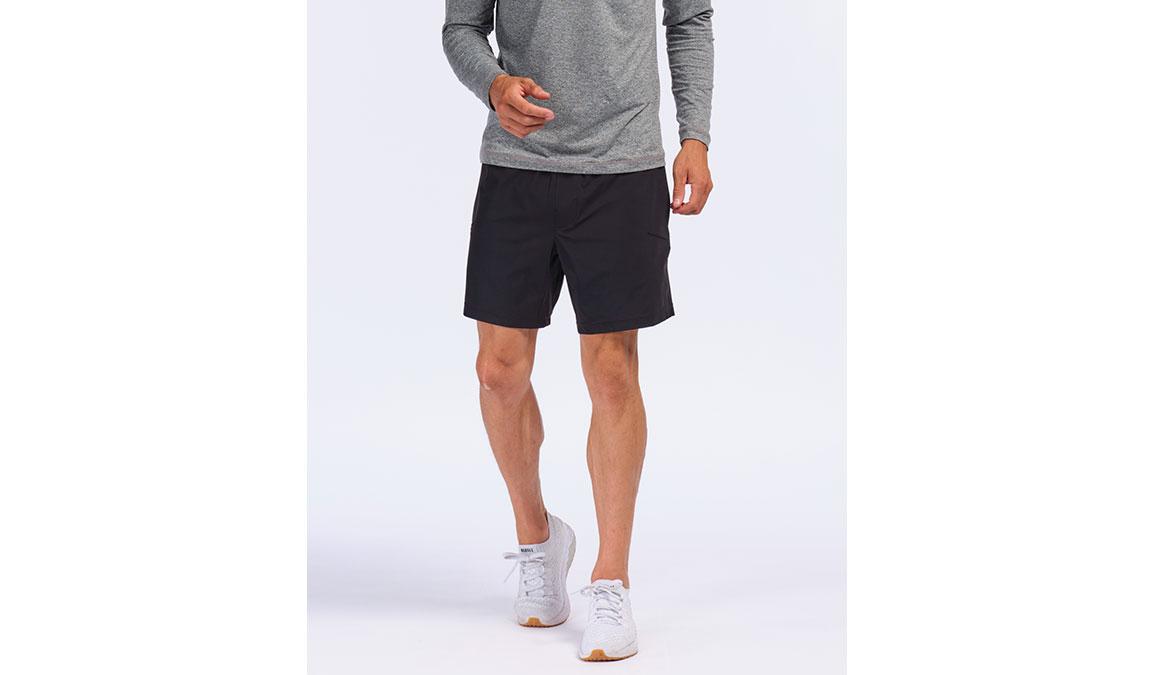 Men's Rhone 7'' Versatility Unlined Short - Color: Black Size: S, Black, large, image 1