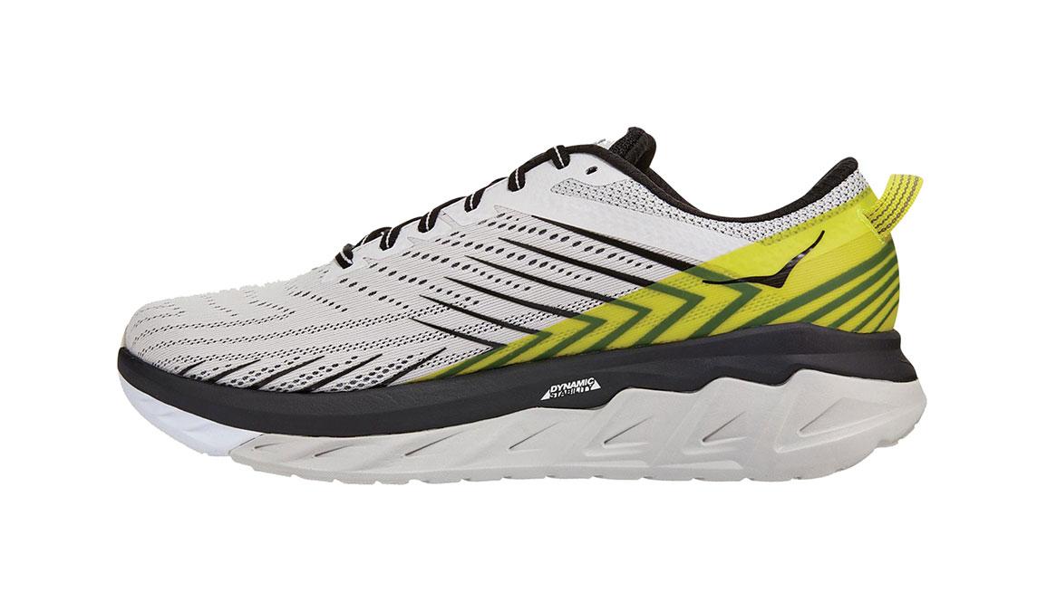 Men's Hoka One One Arahi 4 Running Shoe - Color: Nimbus Cloud/Anthracite (Regular Width) - Size: 8.5, Nimbus Cloud/Anthracite, large, image 3