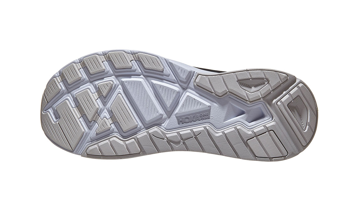 Men's Hoka One One Arahi 4 Running Shoe - Color: Nimbus Cloud/Anthracite (Regular Width) - Size: 8.5, Nimbus Cloud/Anthracite, large, image 4