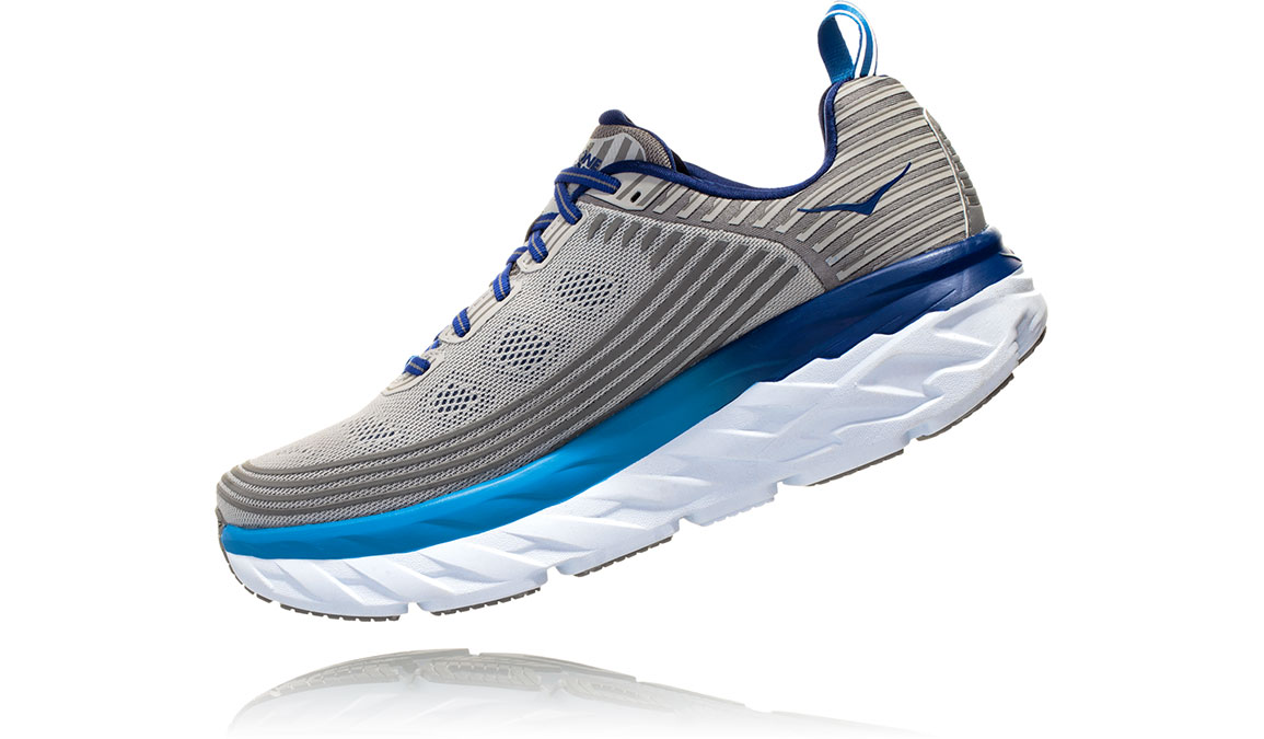 Men's Hoka One One Bondi 6 Running Shoe, , large, image 4