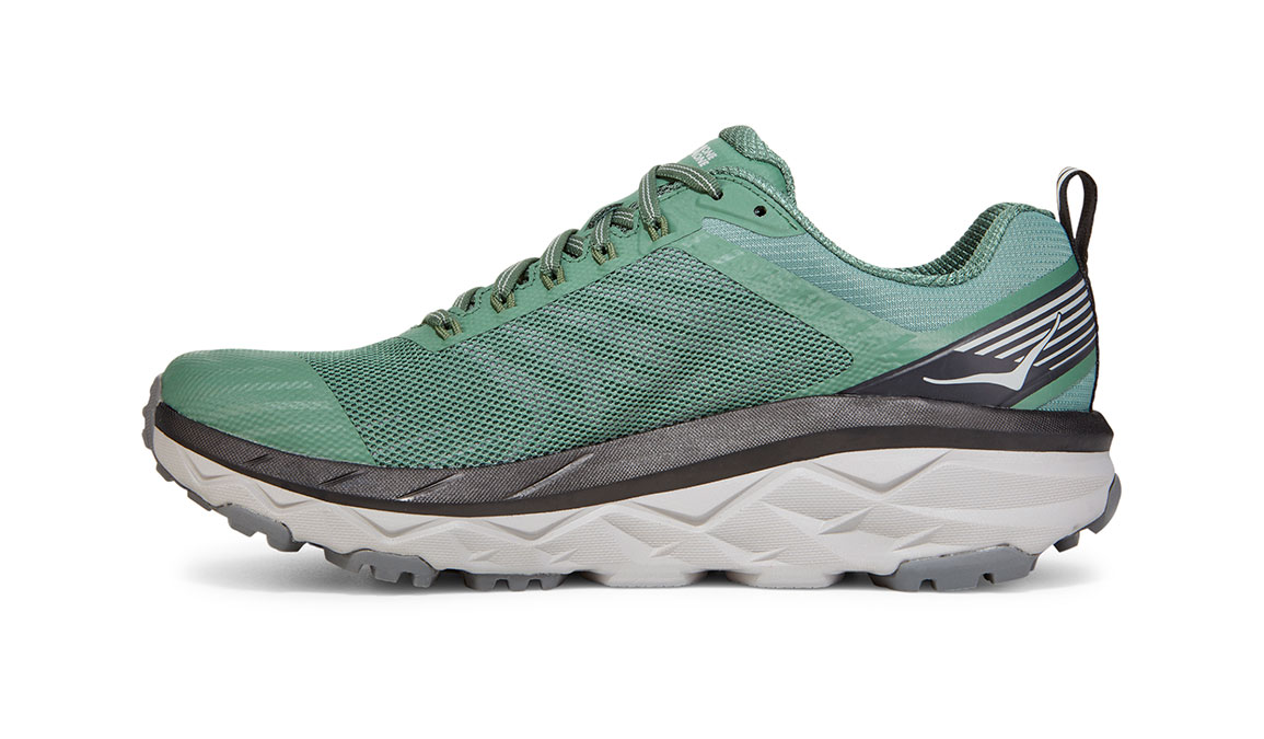 Men's Hoka One One Challenger ATR 5 Trail Running Shoe - Color: Myrtle/Charcoal Grey (Regular Width) - Size: 7, Myrtle/Charcoal Grey, large, image 4