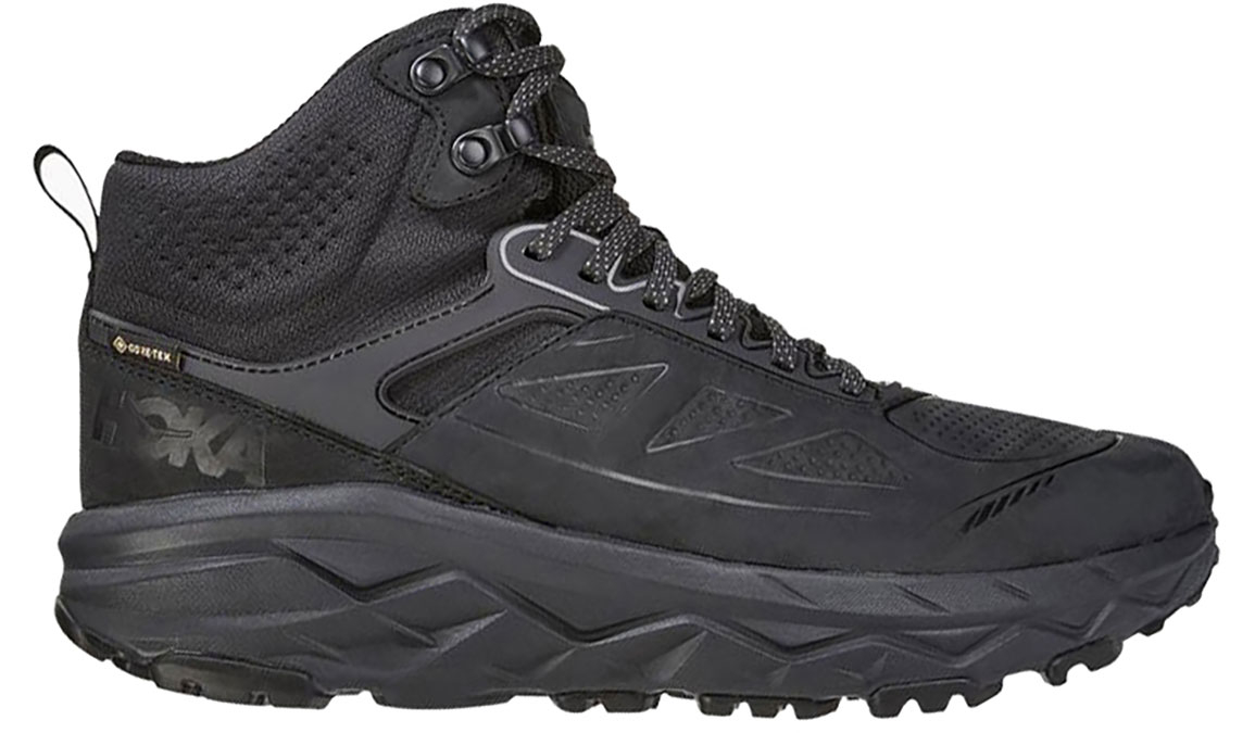 Men's Hoka One One Challenger Mid Gore-Tex Trail Running Shoe, , large, image 1