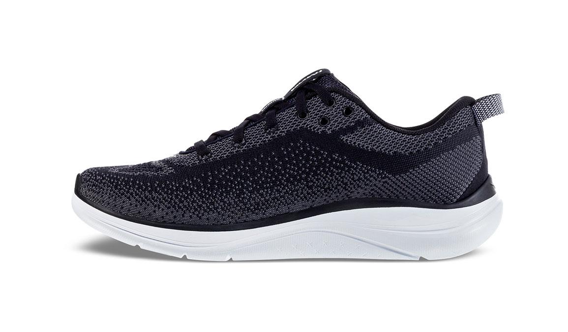 Men's Hoka One One Hupana Flow Running Shoe - Color: Black/Dark Shadow (Regular Width) - Size: 10, Black/Dark Shadow, large, image 4