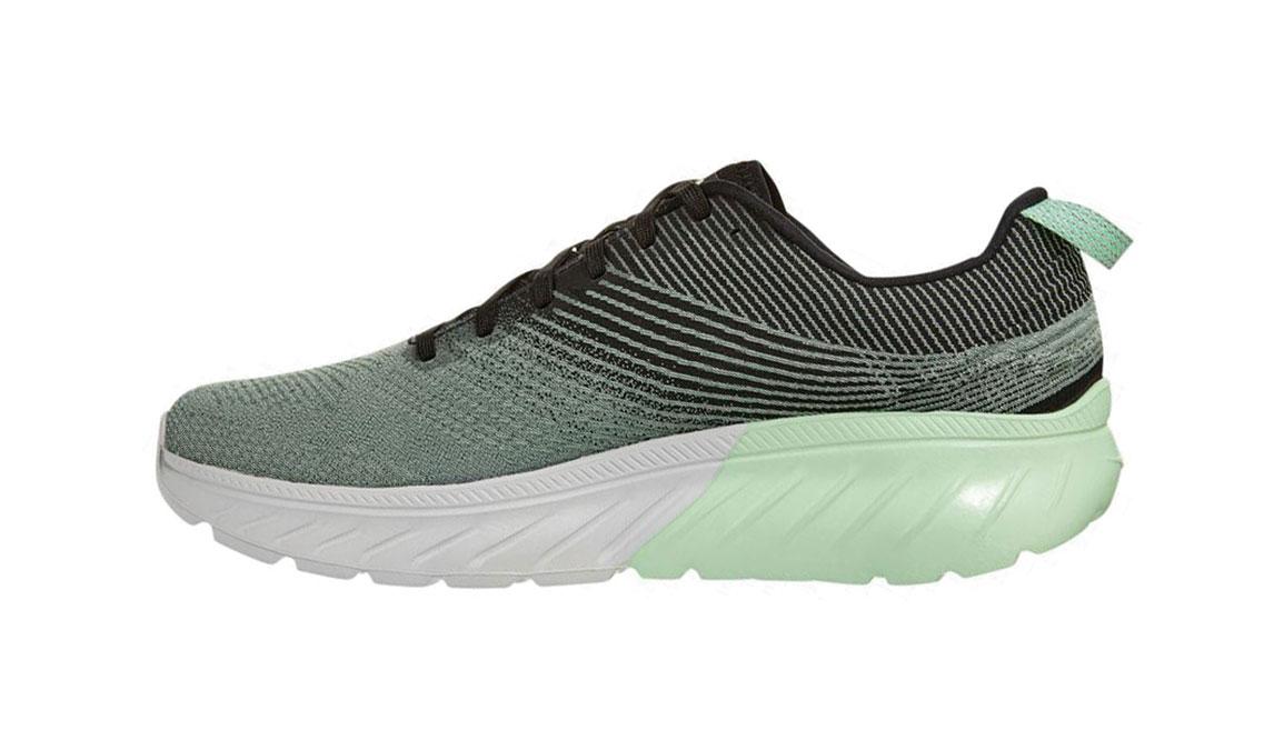 Men's Hoka One One Mach 3 Running Shoe - Color: Green Ash/Black (Regular Width) - Size: 7, Green Ash/Black, large, image 2