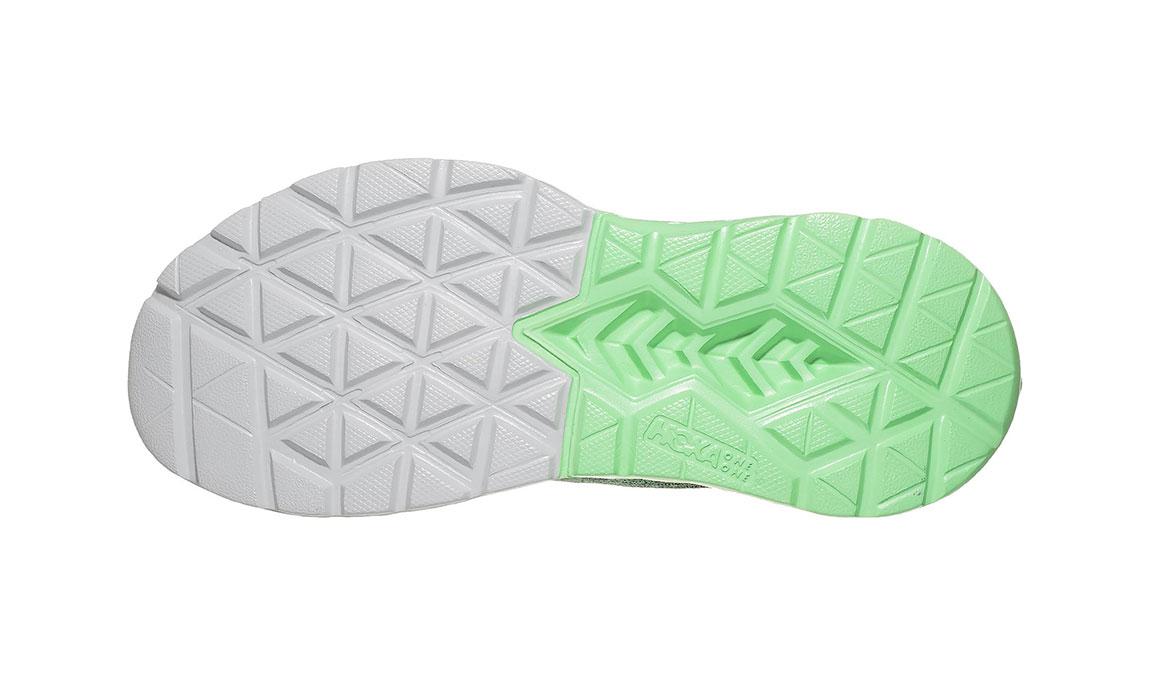 Men's Hoka One One Mach 3 Running Shoe - Color: Green Ash/Black (Regular Width) - Size: 7, Green Ash/Black, large, image 3