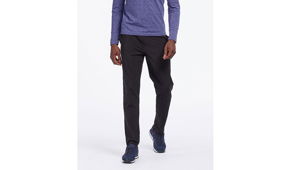 Men's Rhone Torrent Pant - Color: Black Size: S, Black, large, image 1