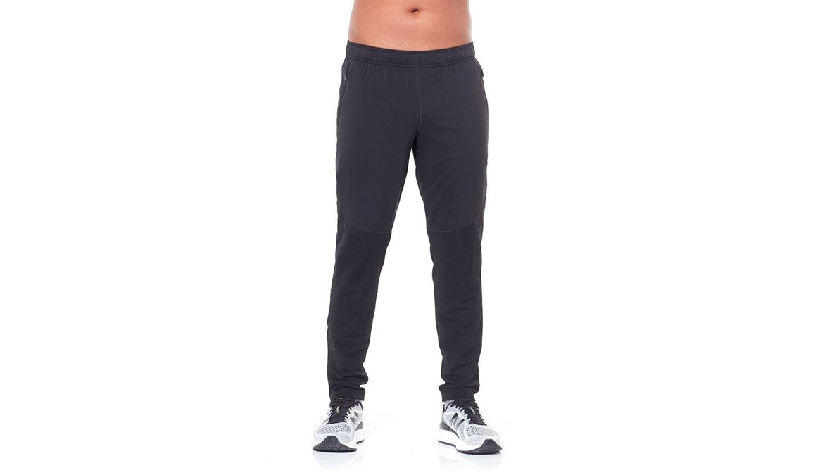Men's Icebreaker Tech Trainer Hybrid Pants  - Color: Black Size: M, Black, large, image 1