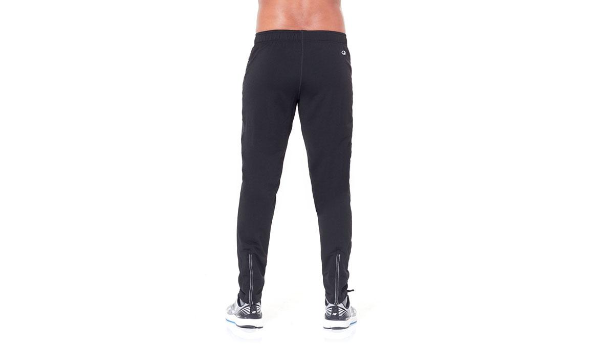Men's Icebreaker Tech Trainer Hybrid Pants  - Color: Black Size: M, Black, large, image 2